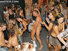 Orgy Parties With Awesome Euro Hotties