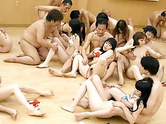 Biggest Asian Orgy